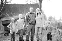 darnell black and white family photography session missouri-3