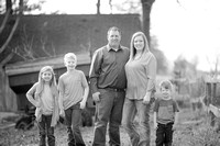 darnell black and white family photography session missouri-2