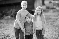 darnell black and white family photography session missouri-13