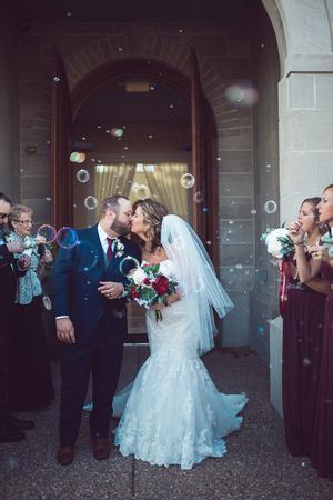 St. Charles Missouri & New Town Missouri Wedding photography