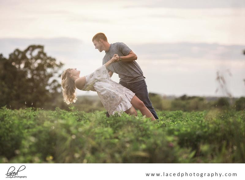 Hannah + Dalton, Engagement Photographer Missouri, Springfield Wedding photographer, Kansas City Wedding Photography