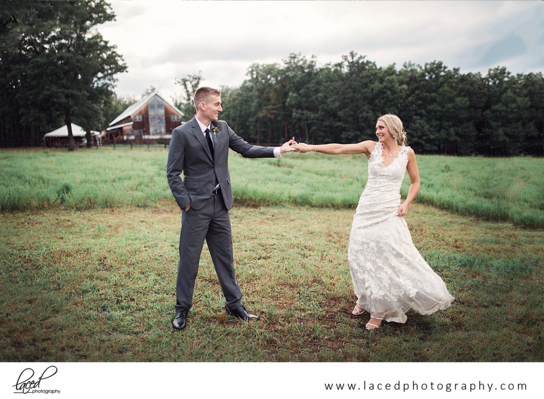 Hannah + JT  Nixon - Wedding at Weathered Wisdom Barn, Preston, MO