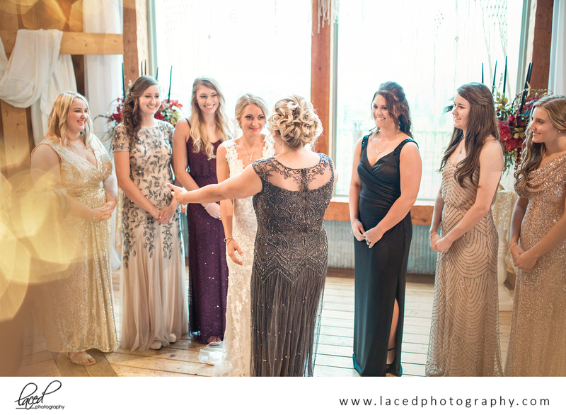 Hannah + JT  Nixon - Wedding at Weathered Wisdom Barn, Preston, MO